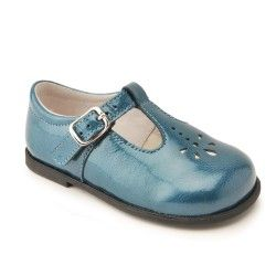 Cool For School Girls T-Bar School Shoes