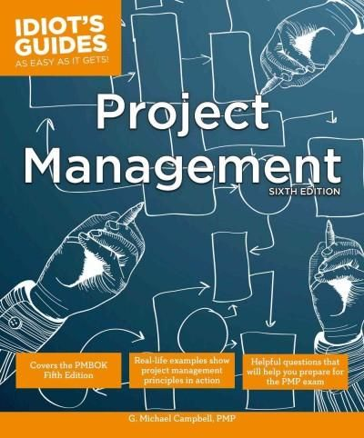 Successful project management requires organization, skill, and a