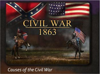 CIVIL WAR PPT Lesson 2:Causes of Civil War - Sectionalism,States ...
