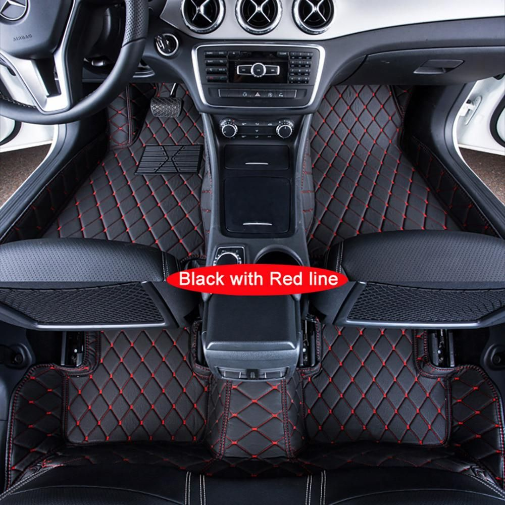 Car Floor Mats Case For Kia Sportage R