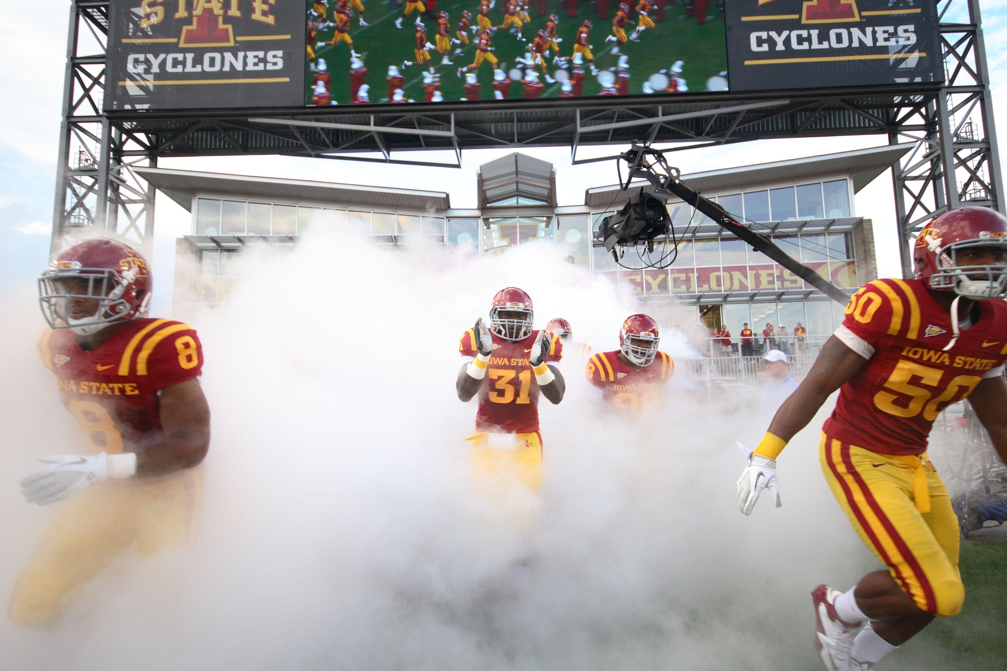 Iowa State Finalizes 2012 Football Schedule Iowa state