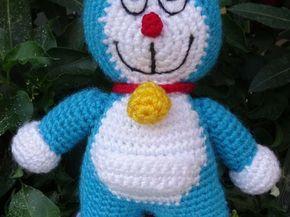 Amigurumi Doraemon Free Pattern : Doraemon] doraemon amigurumi schema gratis amigurumi free