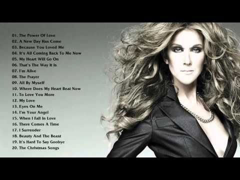 Celine Dion Greatest Hits Full Album Playlist 2015 Best Songs Of Celine Dion 2015 Hd Celine Dion Songs Celine Dion Greatest Hits Celine Dion Albums