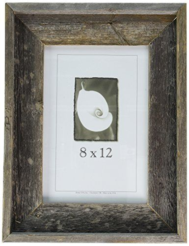 8x12 Picture Frames Barnwood Frames Barnwood Signature Series 2 78 ...