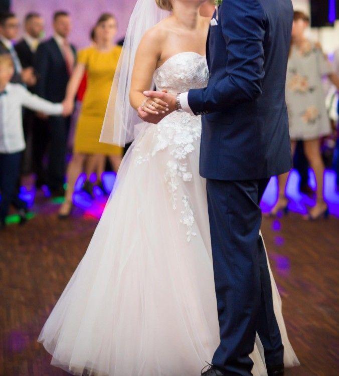 Suknie Suknia ślubna Gala Rachel 1 30000zł Używane Suknie