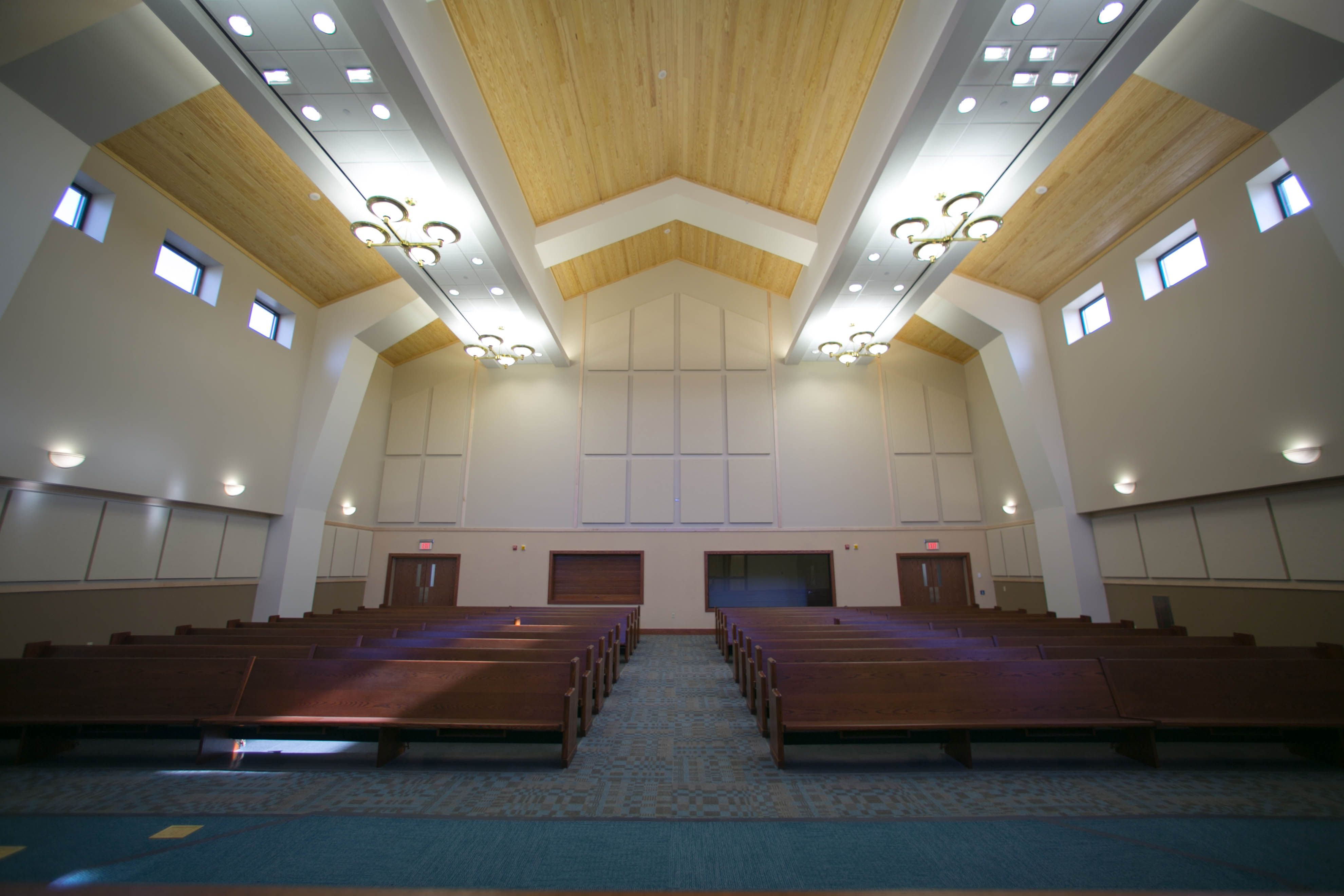 Dover Air Force Base Chapel (With images) Green building