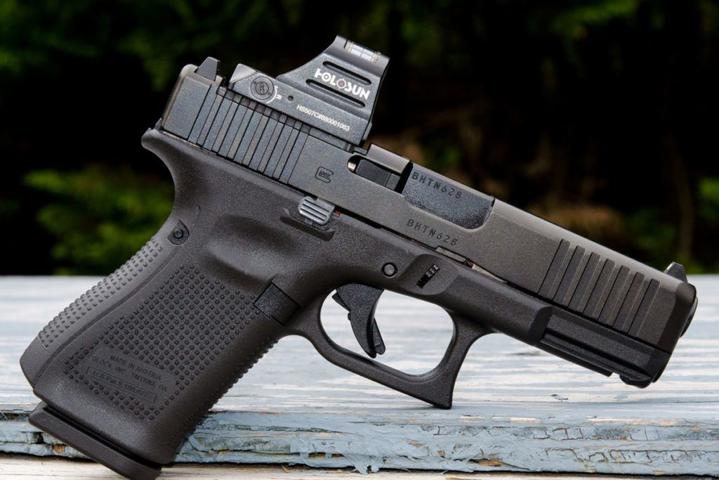Glock 19 Gen 5 Mos Fs Carry 19 Pinterest Wish And Carry On