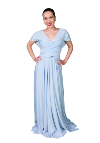 e51461d53f1 Convertible Bridesmaid - Ice Blue
