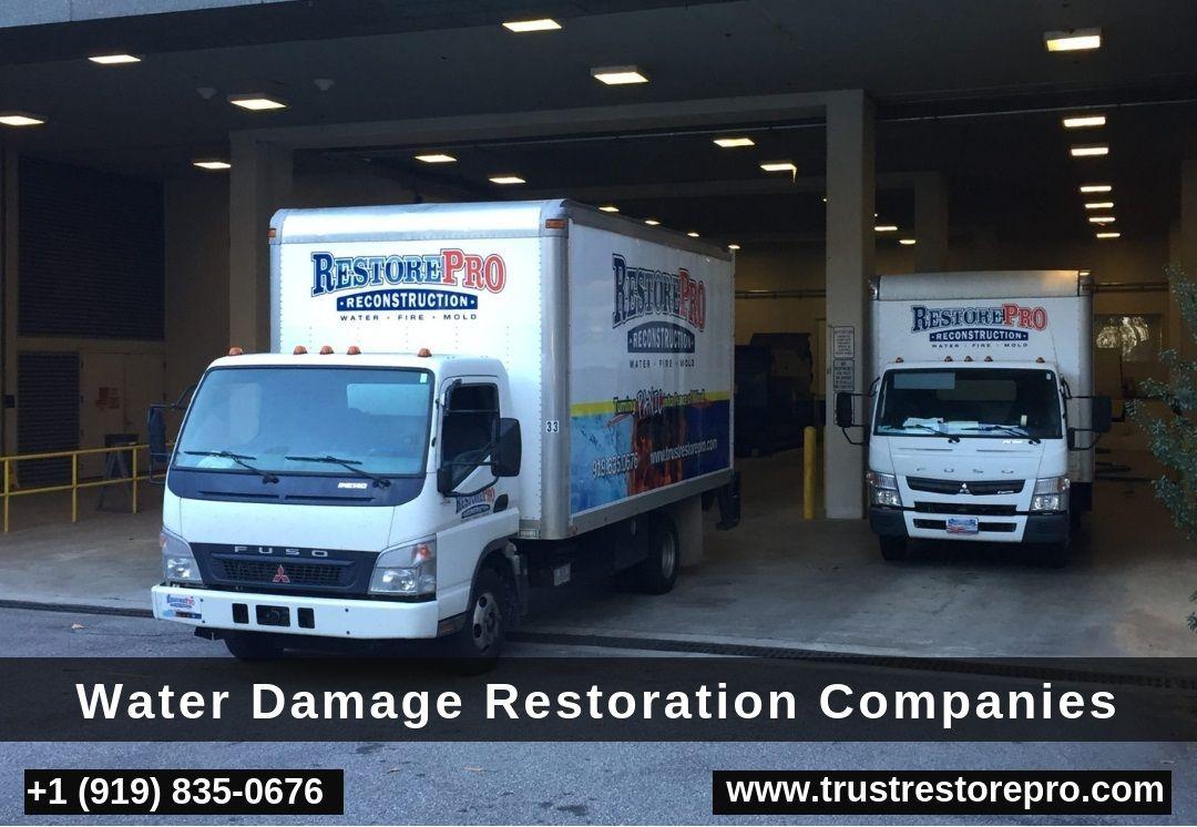 Flood Damage Repair Service Morrisville Nc Damage Restoration
