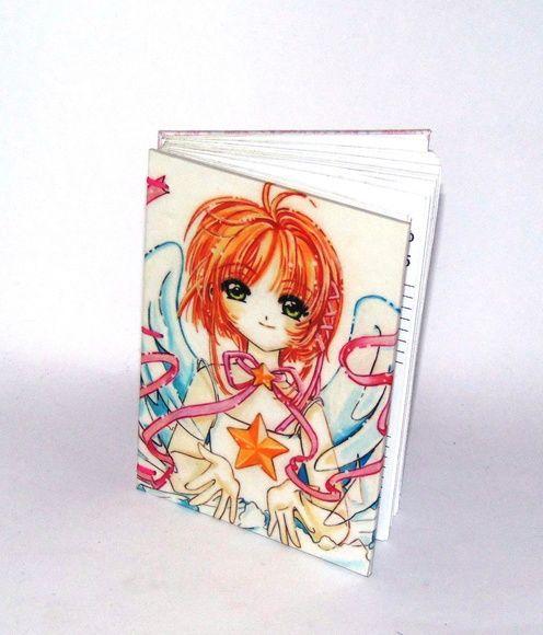 Agenda ou caderno A6 Sakura