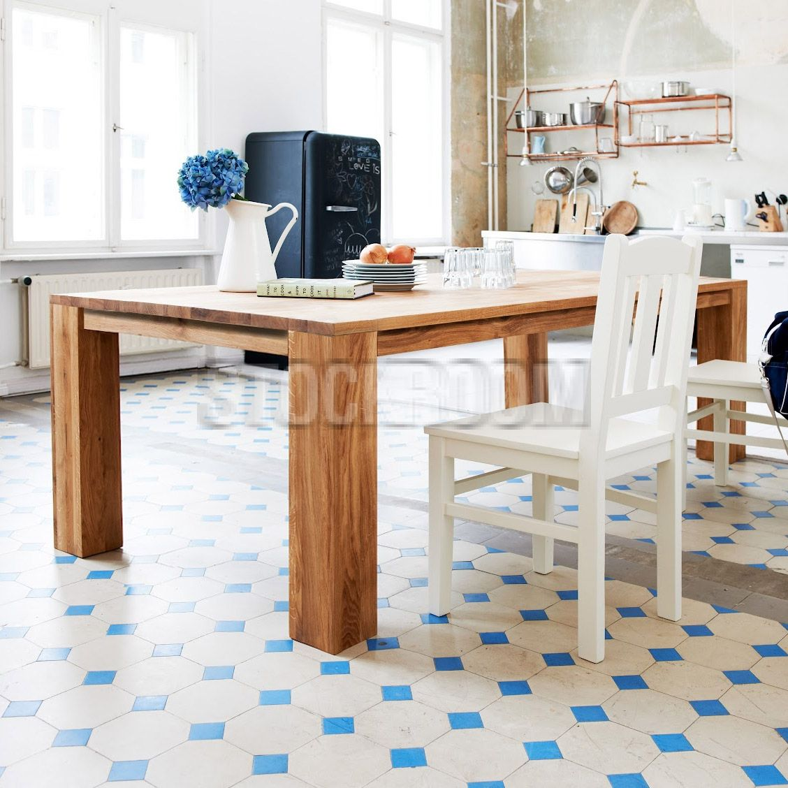 STOCKROOM Hong Kong Furniture Outlet Solid Oak Wood And Reclaimed Dining Table Working Desk Console All On Sale Now With Discounted Price