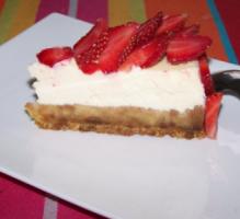 Recette - Cheesecake vanille fraise - Proposée par 750 grammes