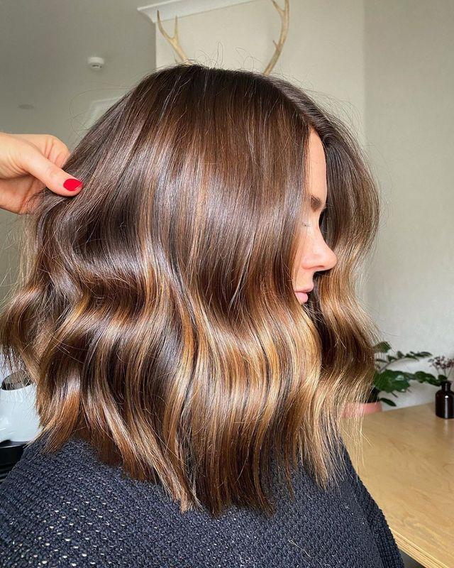 30 nuances de cheveux caramel qui nous font fondre ! : Album photo - aufeminin