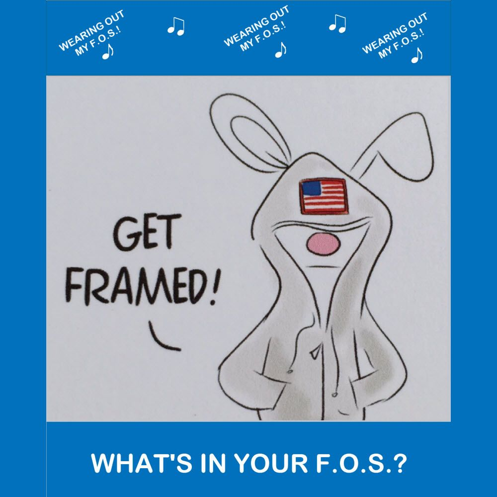 F.O.S. (Freedom of Speech Trends) Fashion Frames, put your own frame ...