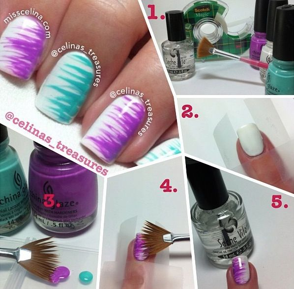 Cool Way To Use Cheap Paint Brushes Beauty Pinterest Makeup
