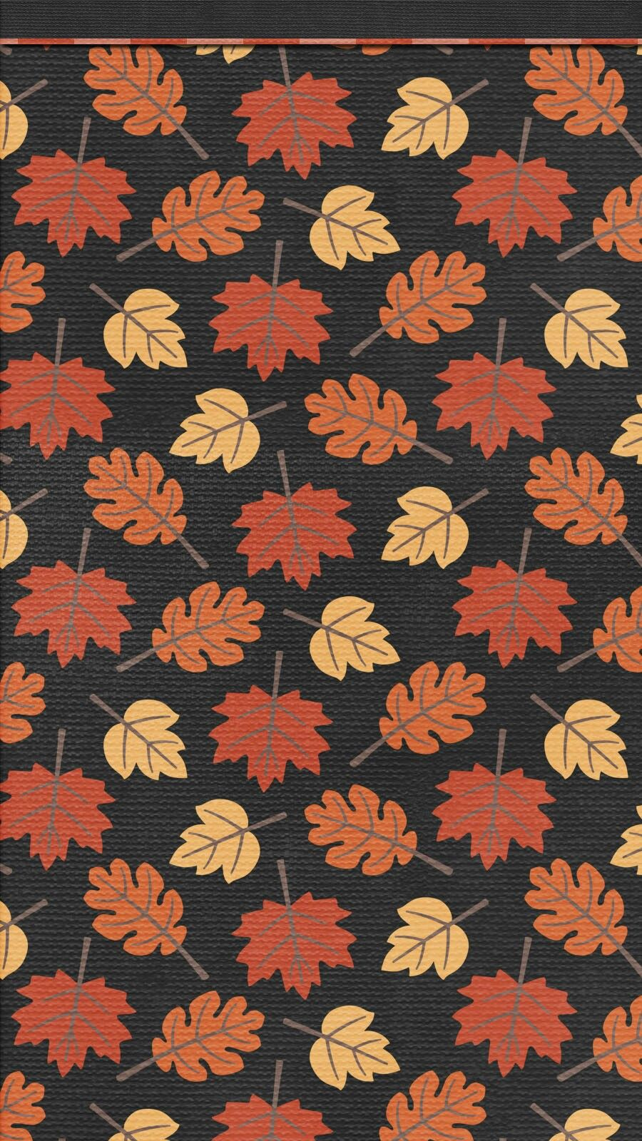 Autumn Wallpaper Iphone Android Theme Cute Paper