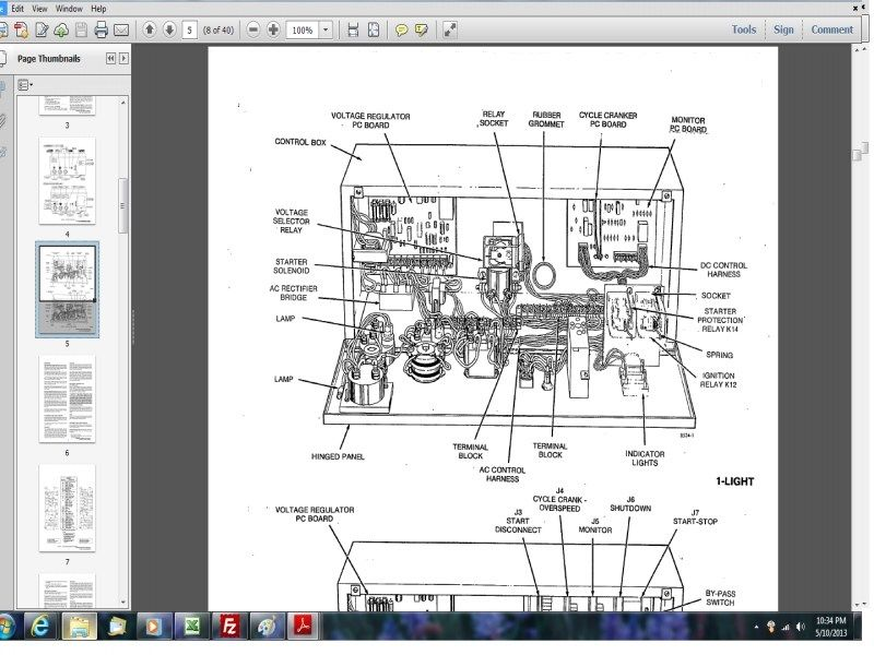 Onan 4000 Rv Generator Parts Diagram Wiring Forums Generator Parts Onan Diagram