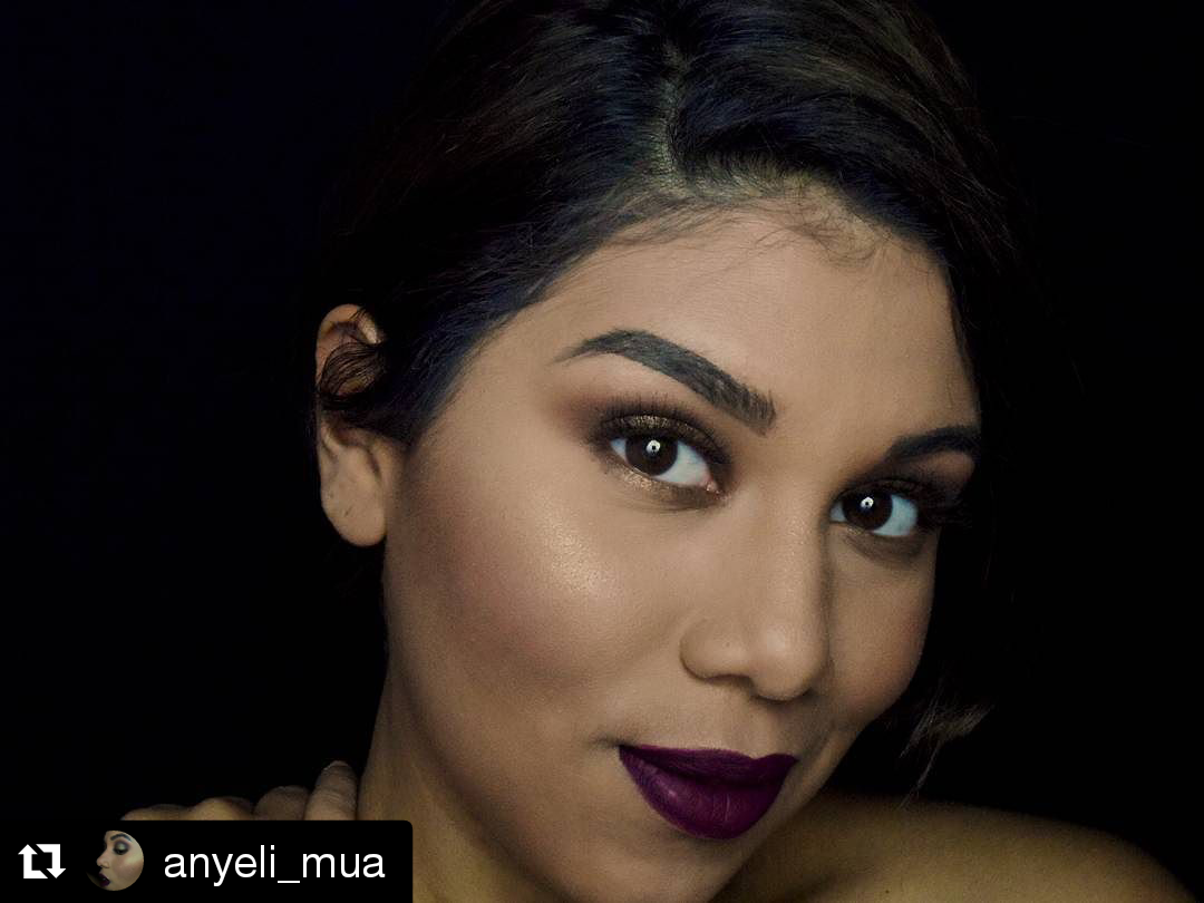 Anyeli Mua Sculpted Her Brows Using Brow Pomade In Espresso Ebk2317 Kleancolor Repost Eyebrows Browpomade Makeup Cosmetics