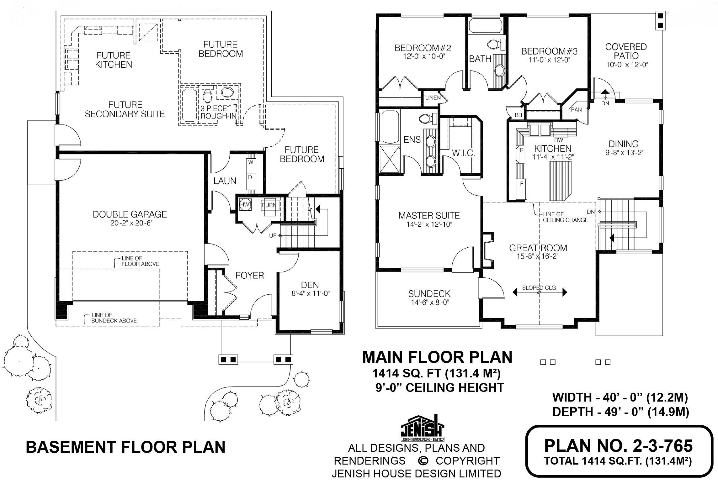 Plans Jenish How To Plan Floor Plans Secondary Suite