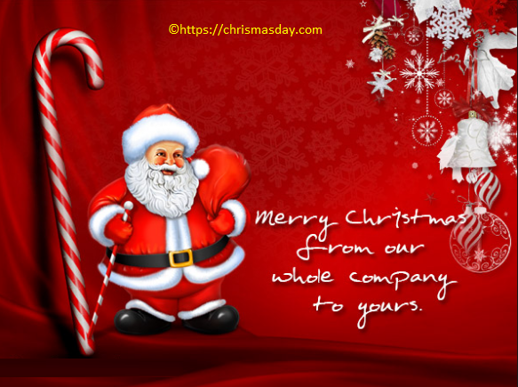 Christmas Greetings For Business Partners Merry