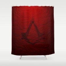 Asassin Shower Curtain