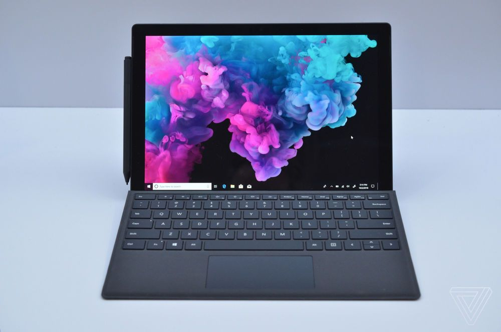 Details About Microsoft Surface Pro 6 Intel I7 8650u 16gb 512gb 12 3 Touch Screen Win 10 Look