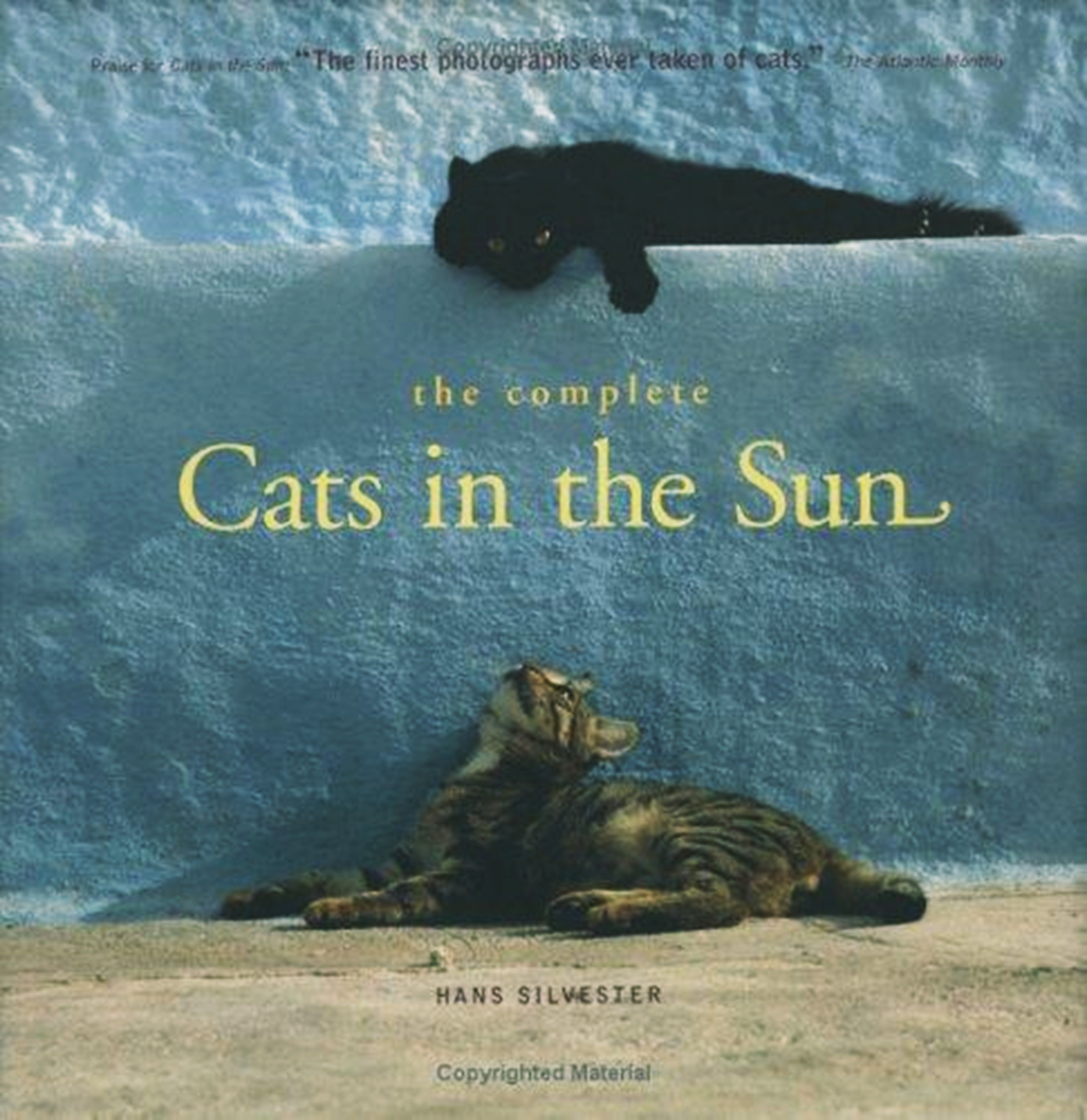 The Complete Cats in the Sun by Hans Silvester Great