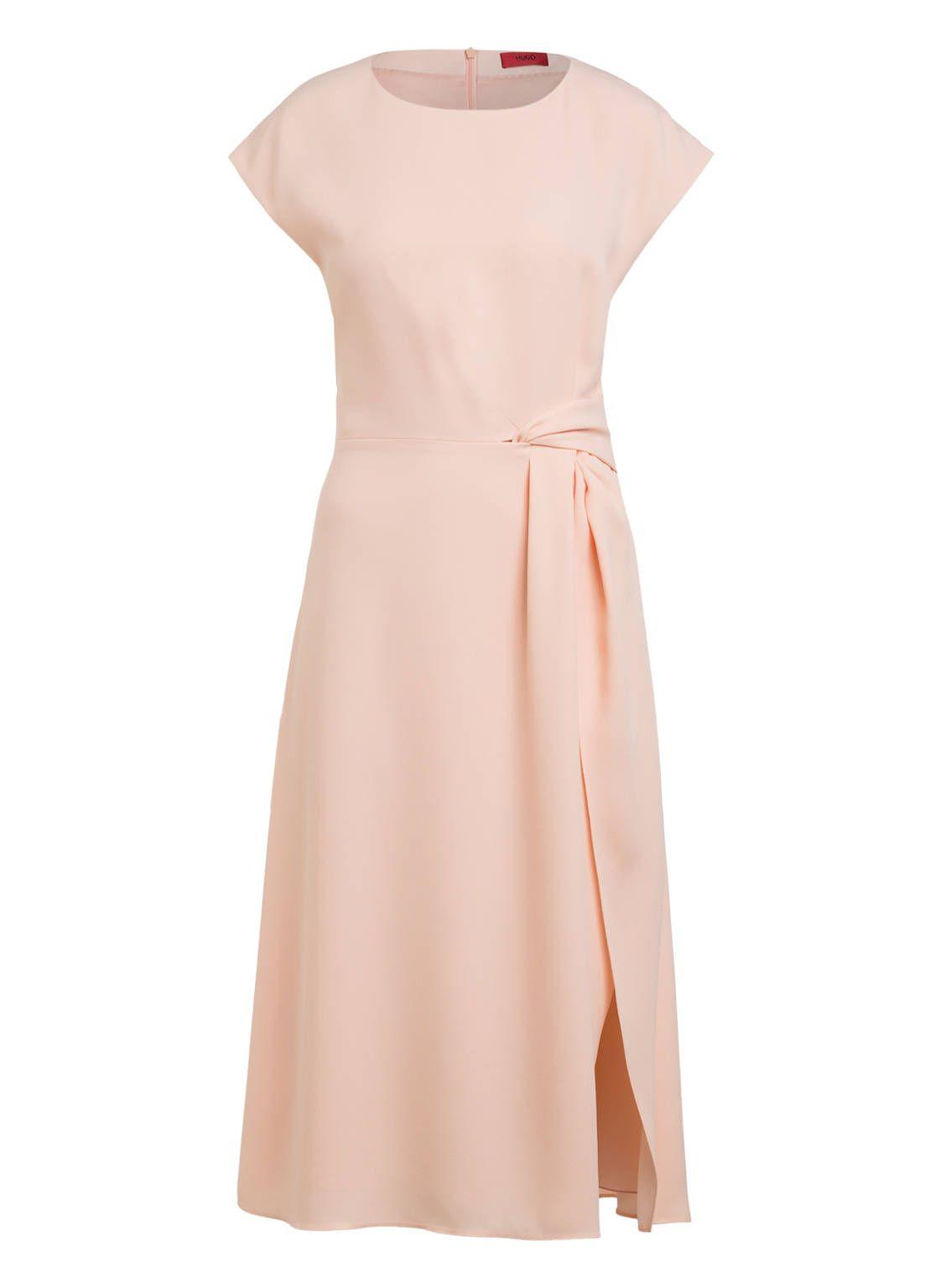 hugo kleid kahia | kleider, modestil, leinenkleid