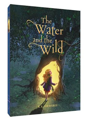 The Water and the Wild book cover - illustrated by Erwin Madrid