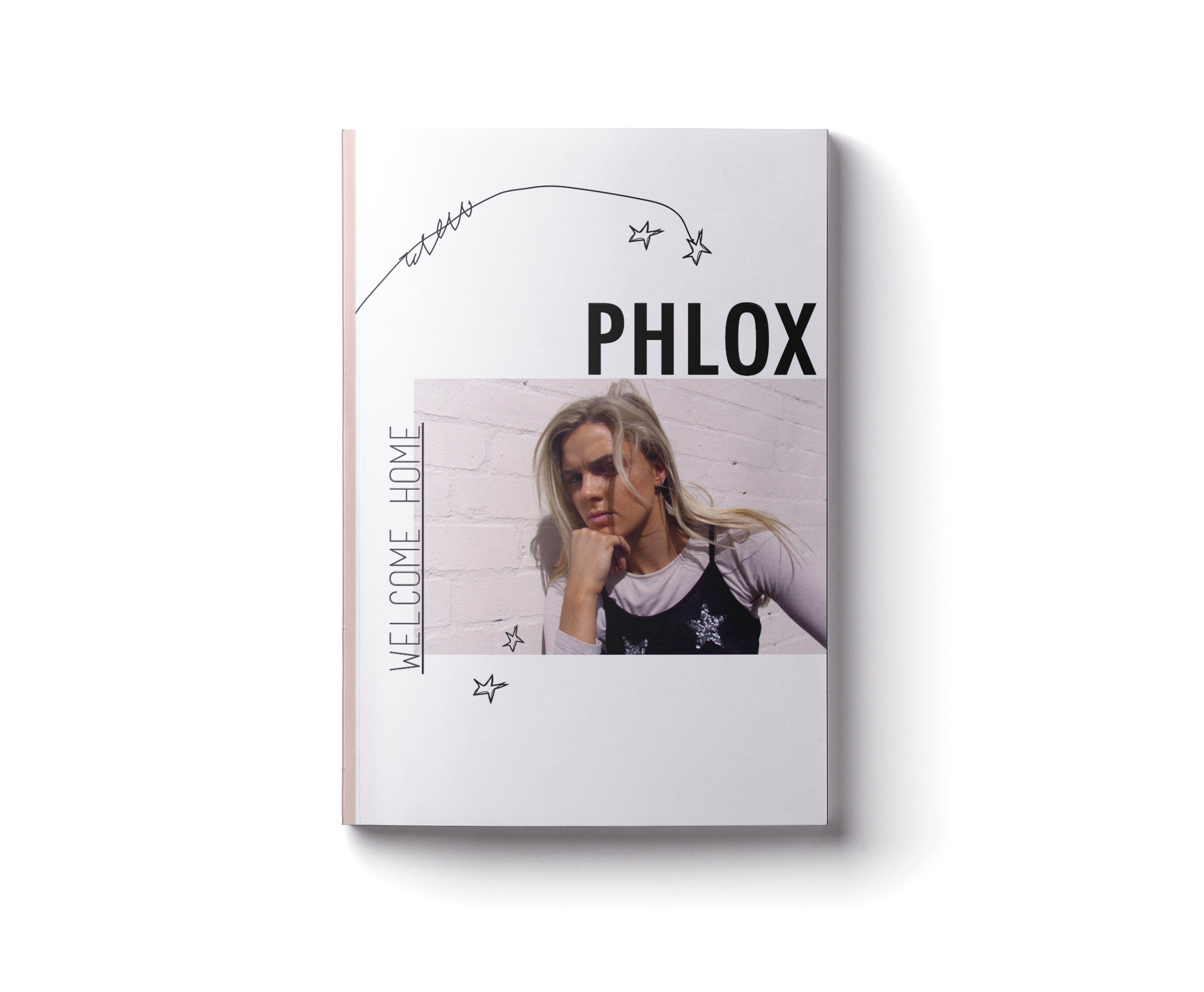 Hannah Tempany Phlox Magazine Polaroid Film