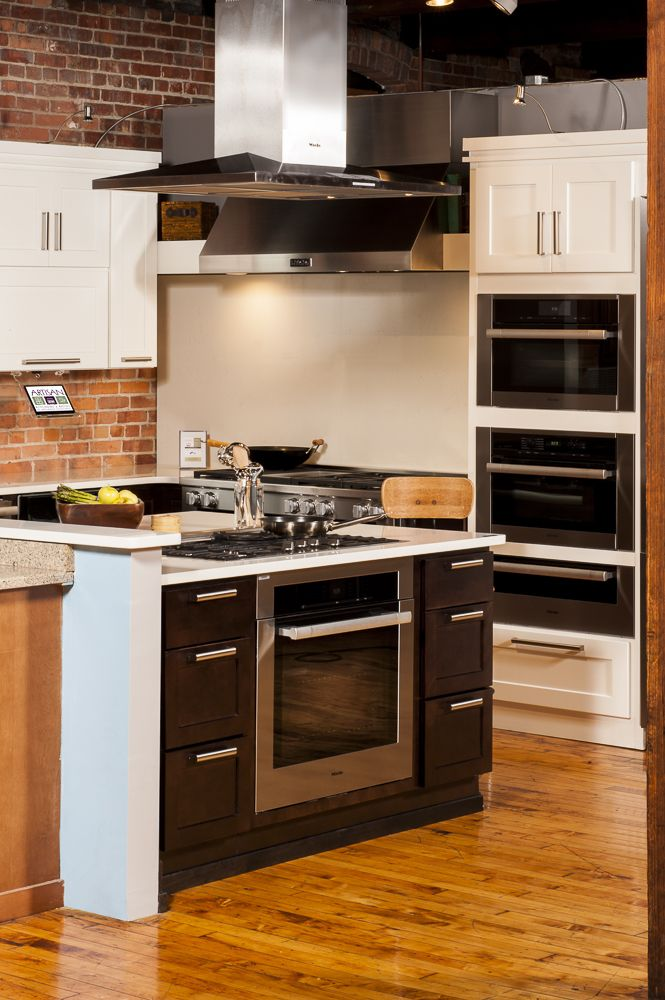 The New Miele Display In Our Showroom At 200 Amherst St Buffalo Ny 14207 Www Kitchensandbaths