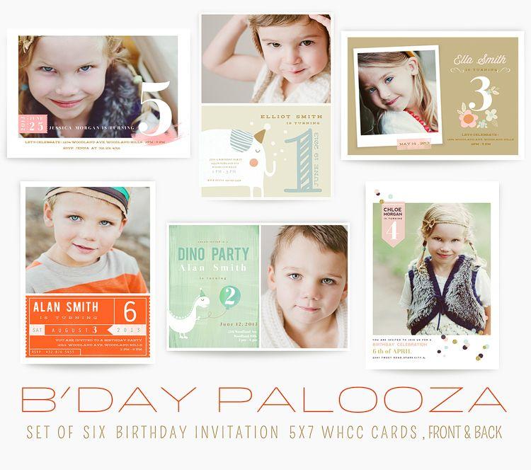 Photoshop Birthday Card Templates Ohsnapboutique Design