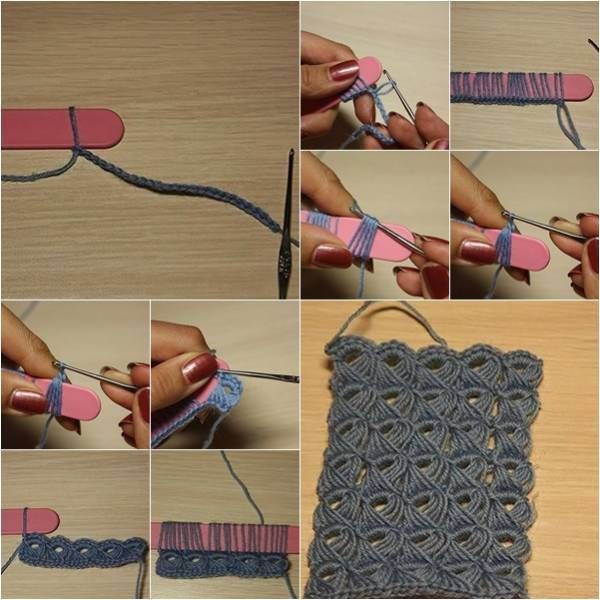 Stick Crochets