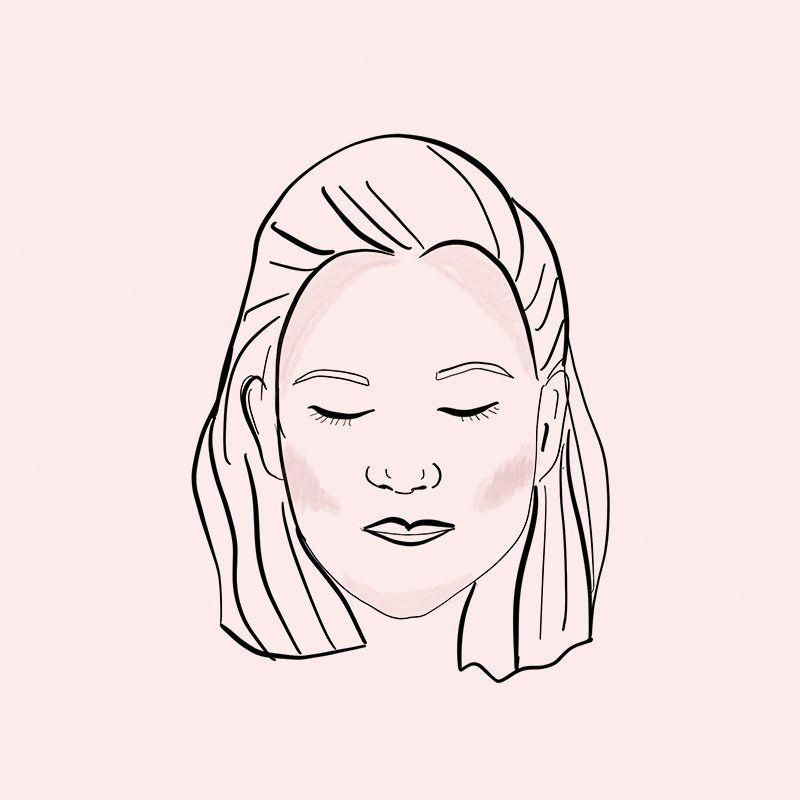 Photo of Here's how to contour, whether your face is diamond, oval, heart, round or squar…