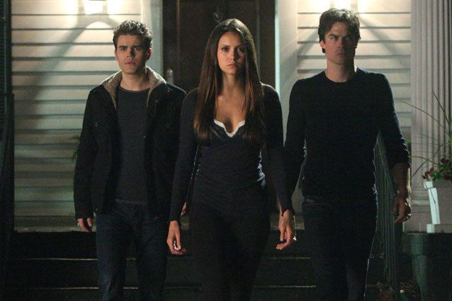 Pin on elena and stefan t.v.d.