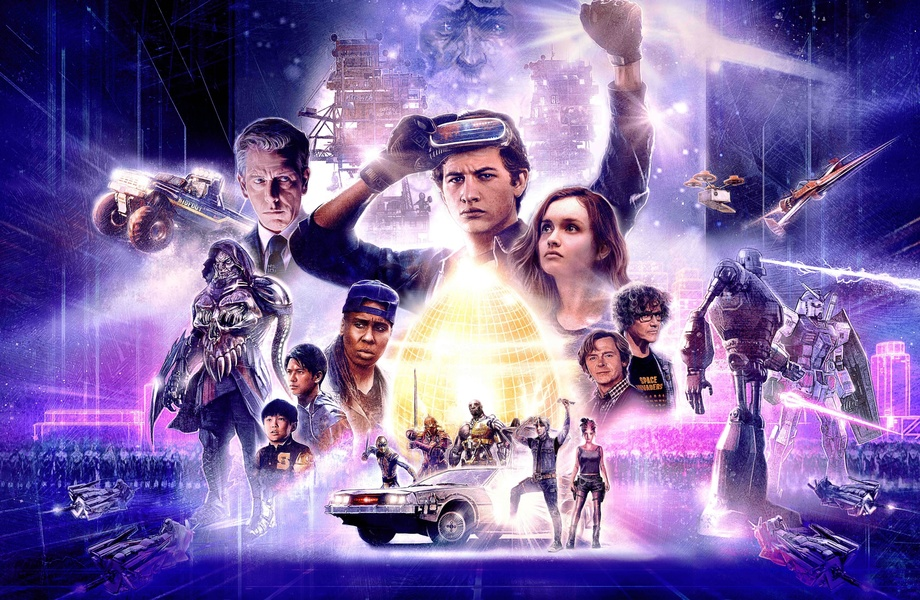 Ready Player One 4k Ultra Hd Wallpaper 4k Wallpaper Net Ready Player One Películas Completas Peliculas