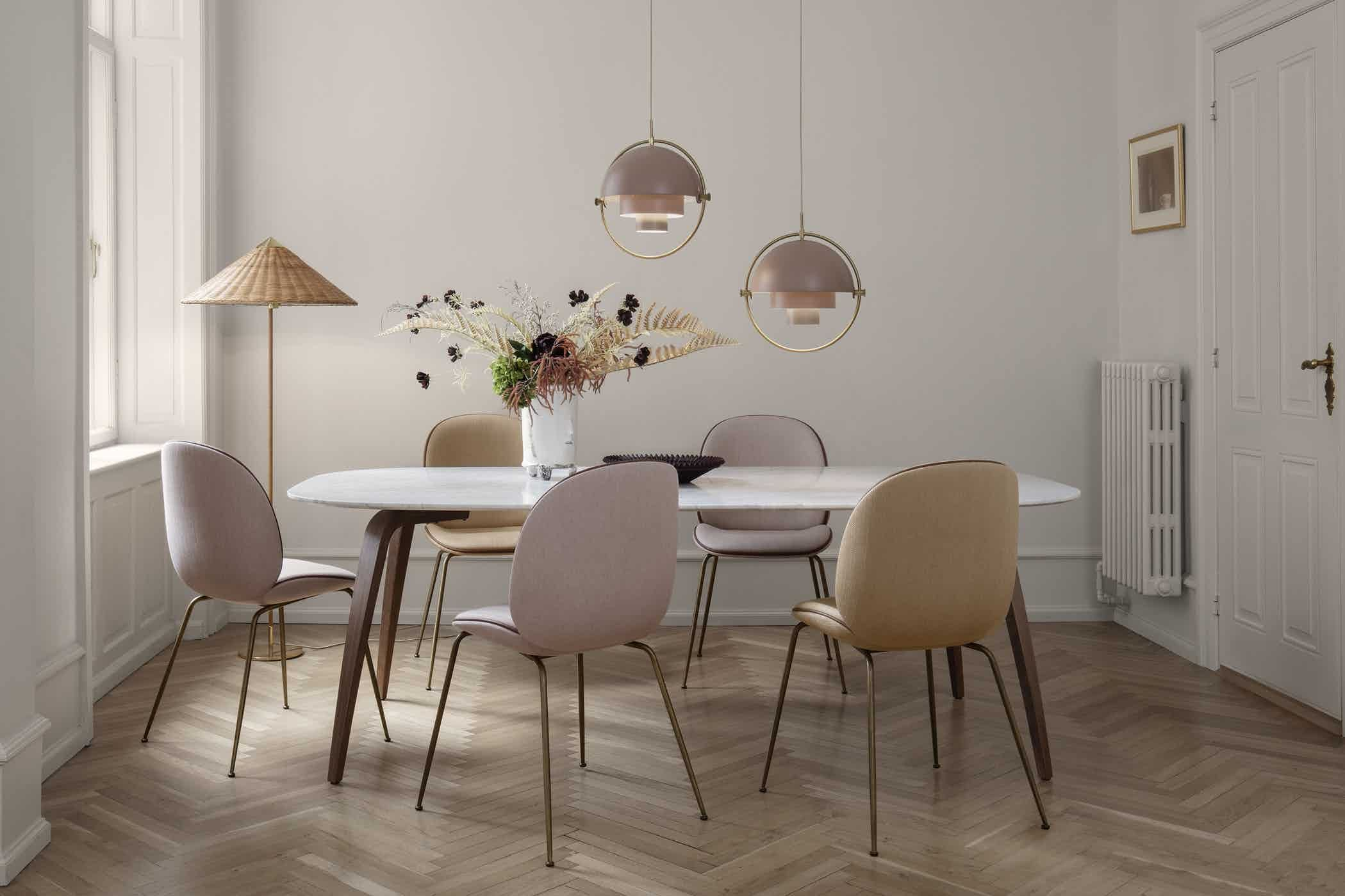Gubi Dining Table By Gubi Now Available At Haute Living Gubi