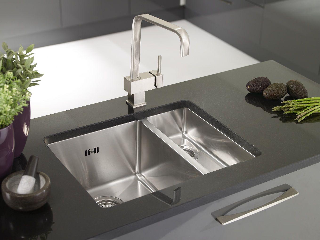 Tuscan Sinks Premium Square 1 5b Undermounted Tuscan Kitchen