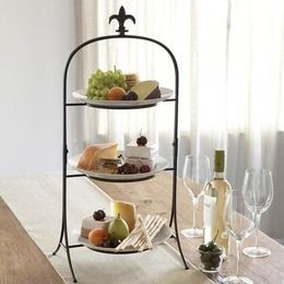 Online At Shopping Com Price Comparison Site Buffet Stand Buffet Server Iron Decor