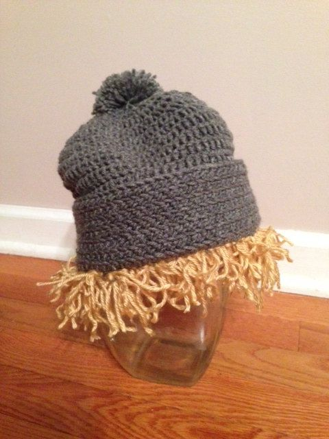 Crocheted Kristoff from Frozen hat Choose by lilosandstitches 091ee6616ae