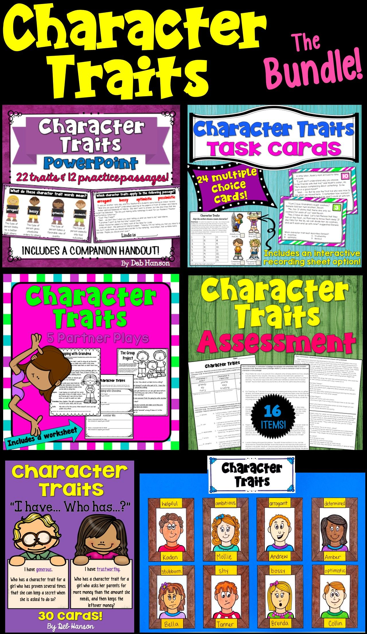 Character And Setting Worksheets For Kindergarten