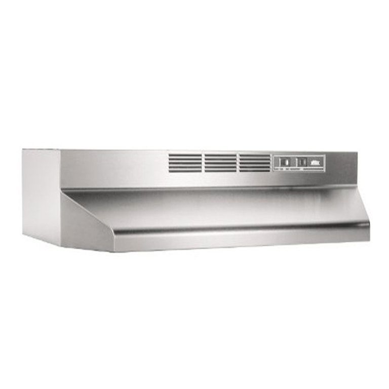 Best 36 Ductless Under Cabinet Range Hood Ducted Range Hood 400 x 300