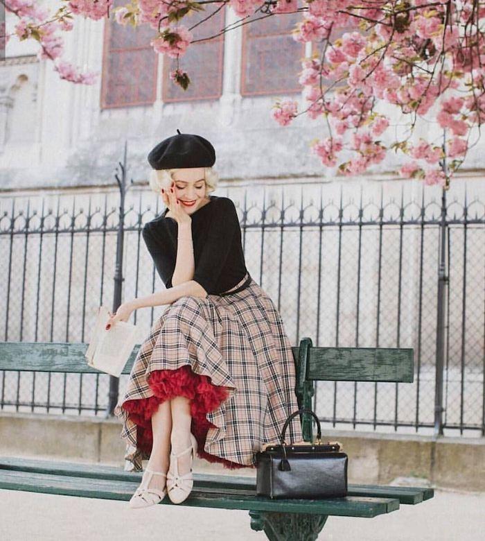 ▷ 1001+ images de la mode des années 50 - trouver les tendances à copier aujourd'hui