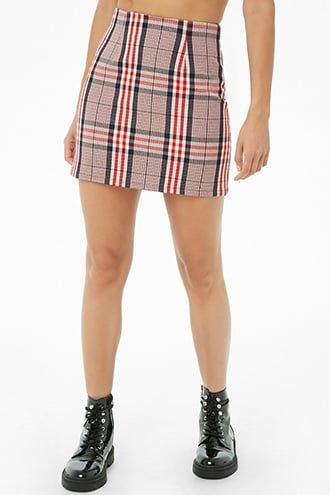 df5a67d2a3 Plaid Mini Skirt | Products | Plaid mini skirt, Mini skirts, Skirts