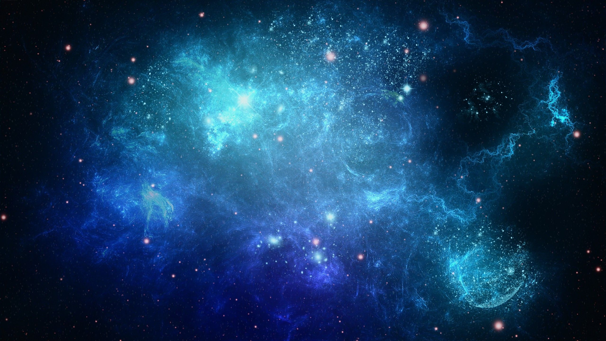 Galaxy Wallpaper 2560x1440