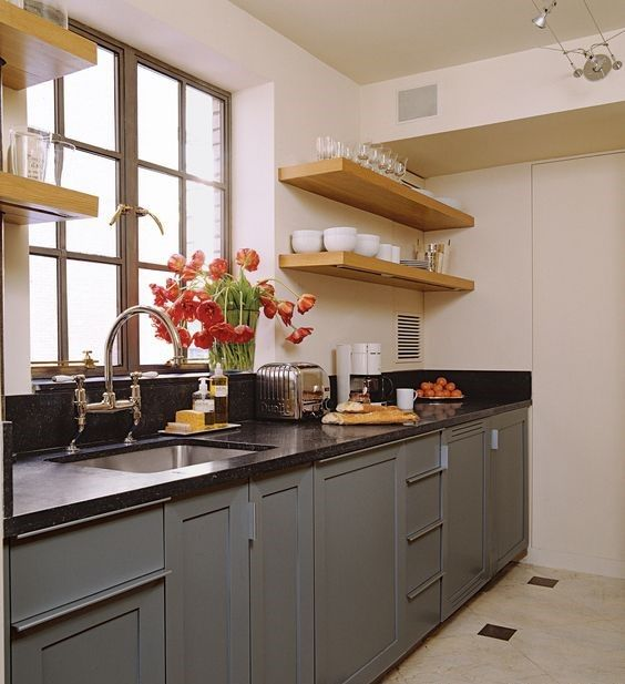 50 Small Kitchen Ideas And Designs Renoguide Australian Renovation Ideas And Inspiration Simple Kitchen Design Kitchen Remodel Small Industrial Decor Kitchen