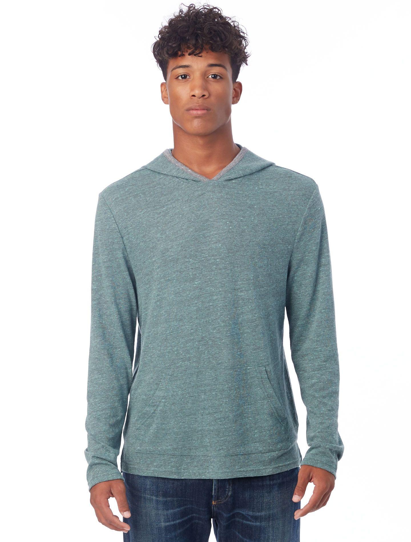 Marathon Eco-Jersey Pullover Hoodie   Clothes   Pinterest b86ff9d504
