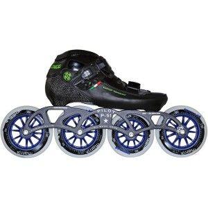 Luigino Challenge Inline Speed Skate With Nano Buckle Inline