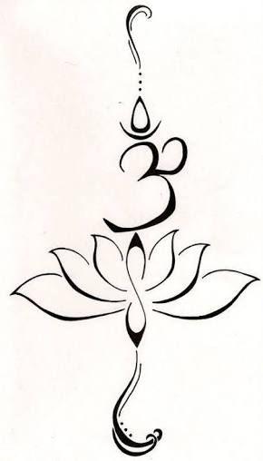 Símbolo Para La Fuerza Y La Resistencia Tatto Tatuajes Budistas