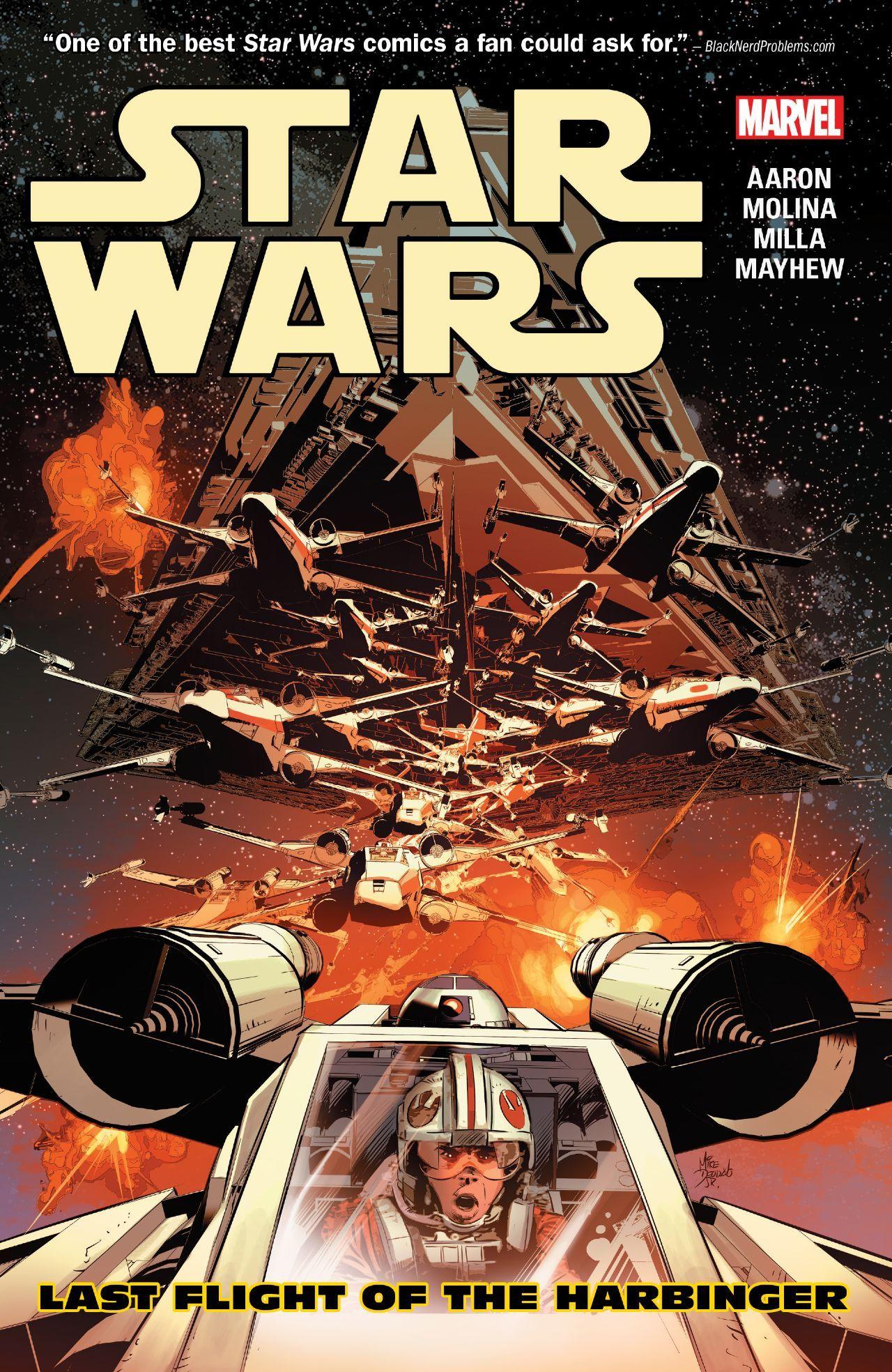 Star Wars Vol 4 Last Flight Of The Harbinger Star Wars Ships Star Wars Comics Star Wars Universe